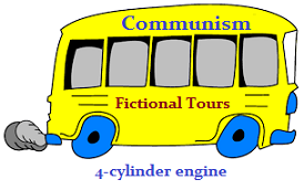 Communism's bus  (28K)