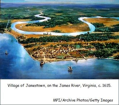 Jamestown Colony (78K)
