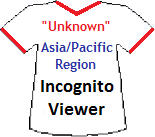 Unknown visiter from the Asia/Pacific region (5K)