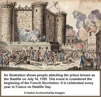 Storming of the Bastille image 1