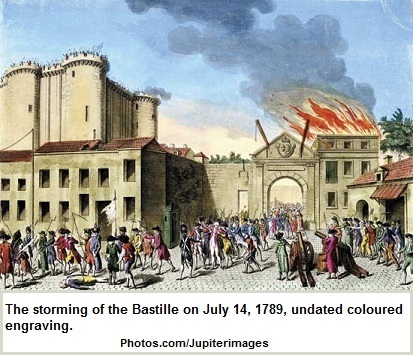 Storming of the Bastille image 2