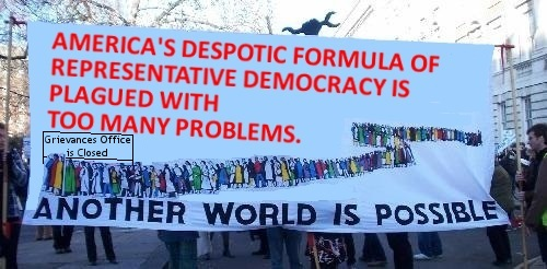 America's Despotic Formula of Democracy