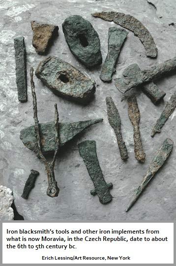 Iron Age tools