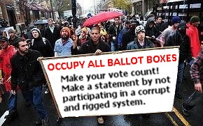 Occupy All Ballot Boxes!