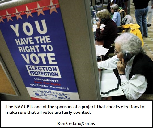 The Right to Vote Doesn't Mean you vote in what is right.