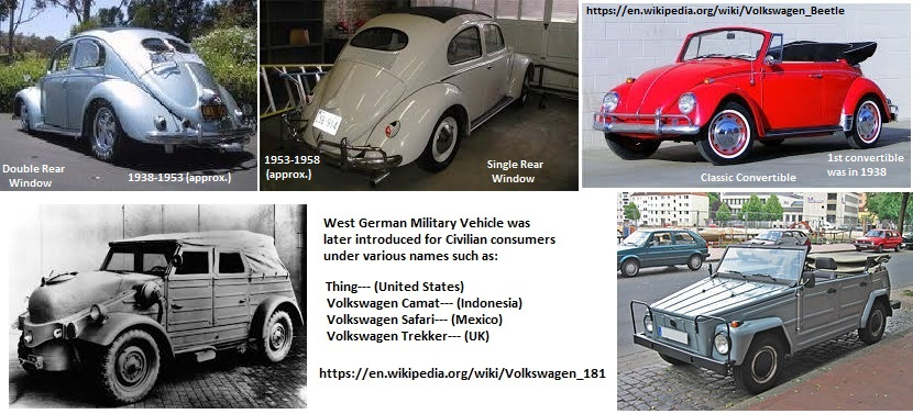Volkswagen transitions