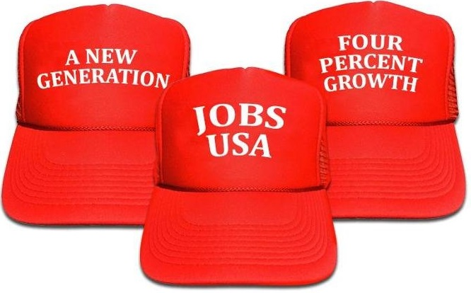 Hat slogans missing from Republican candidates (71K)