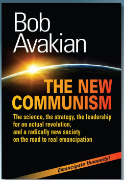 Book cover for Bob Avakian's New Communism
