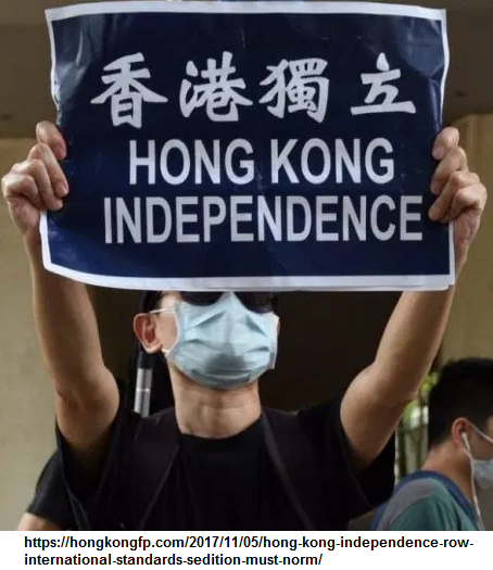 Hong Kong Independence!