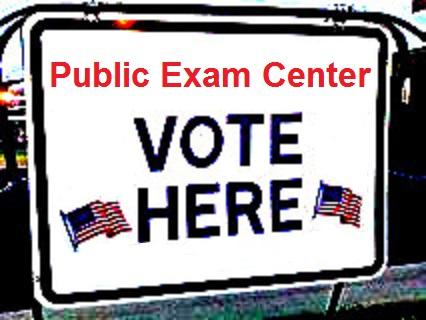 Public Exam Center