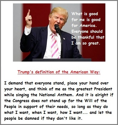 Trump and the Anthem
