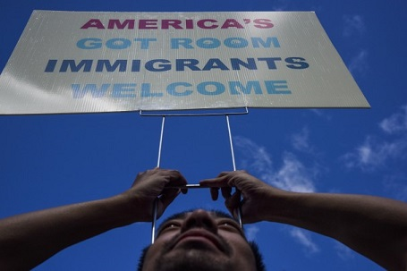 America is a nation of immigrants