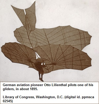 The Otto Lilienthal Glider