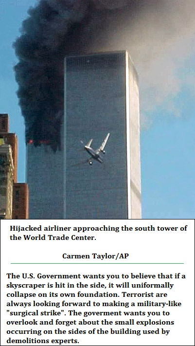 Twin Towers 911 attack
