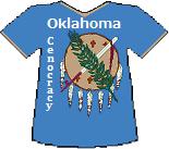 Oklahoma's Cenocracy T-shirt (11K)