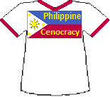 Philippines' Cenocracy T-shirt (9K)