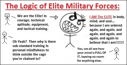 The Logic of Elite Military Forces