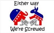 Republicans and Democrats screwing the public