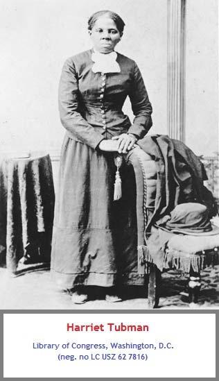Harriet Tubman (50K)