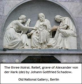 Three Moirai