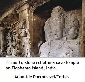 Trimurti of India