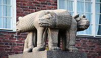 3-headed dog Cerberus