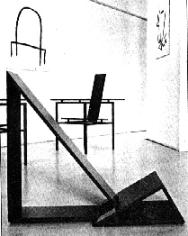 De Graaf chair of 1985