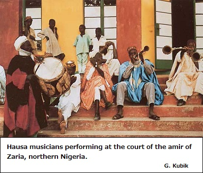 Hausa muscians