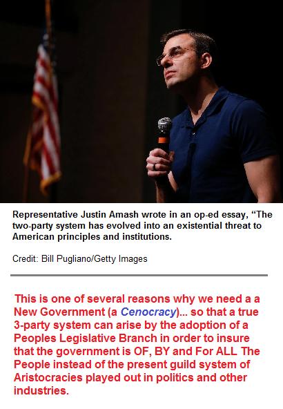 Justin Amash comment