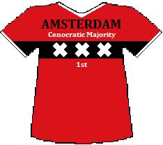 Amsterdam 1st Cenocratic Majority (5K)