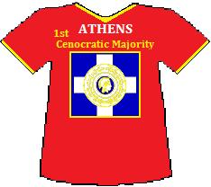 Athens 1st Cenocratic Majority (7K)