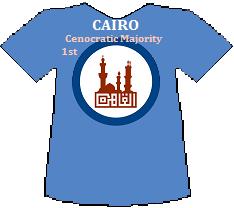 Cairo 1st Cenocratic Majority (15K)