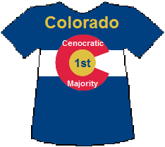 Colorado 1st Cenocratic Majority (5K)