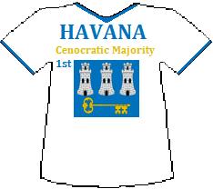 Havana 1st Cenocratic Majority (10K)