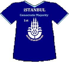 Istanbul 1st Cenocratic Majority (6K)