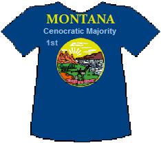 Montana 1st Cenocratic Majority (9K)