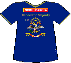 North Dakota 1st Cenocratic Majority (8K)