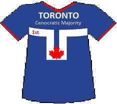 Toronto 1st Cenocratic Majority (5K)